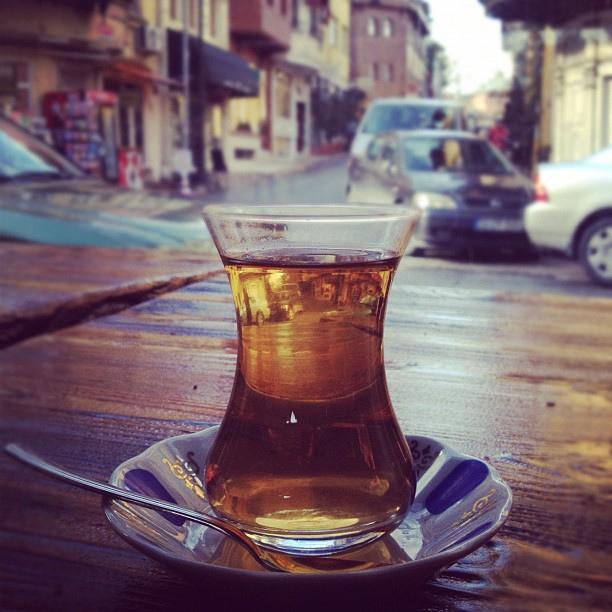 Tea, Sultanahmet, Istanbul