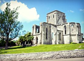 Unfinished Church, St. George's, Bermuda
