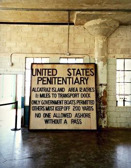 New Industries Building, Alcatraz