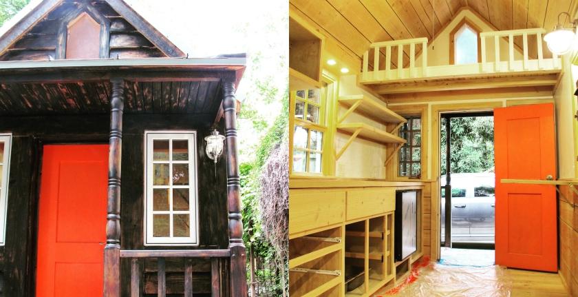 little leavenworth-tiny house on wheels