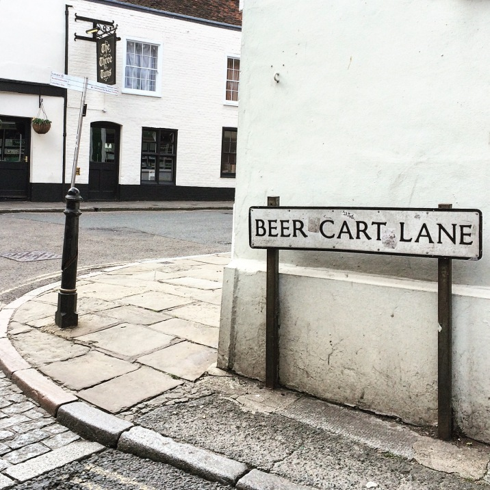 Beer Cart Lane, Canterbury