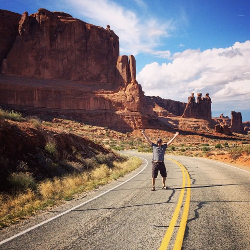 Road trip begins-instagram