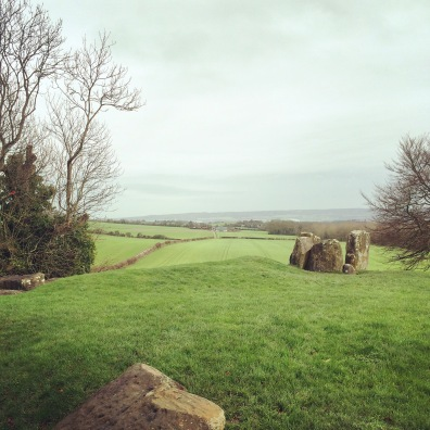 Coldrum Long Barrow