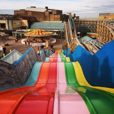 Dreamland Margate slides