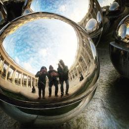 Palais Royal Reflection