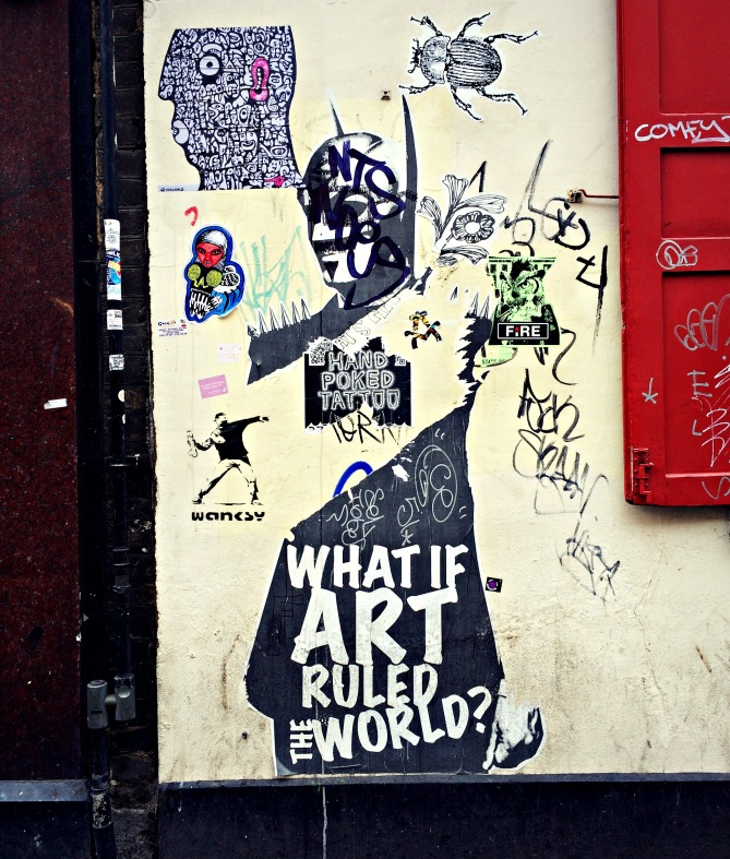 What if art ruled the world