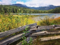 Lost Lake, Whistler, British Columbia.