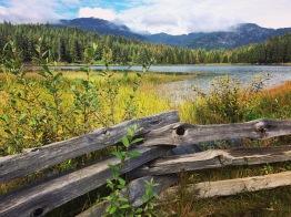 Lost Lake, Whistler, British Columbia.