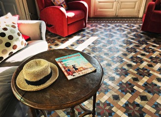 Airbnb Magazine in our Airbnb, Barcelona, Spain