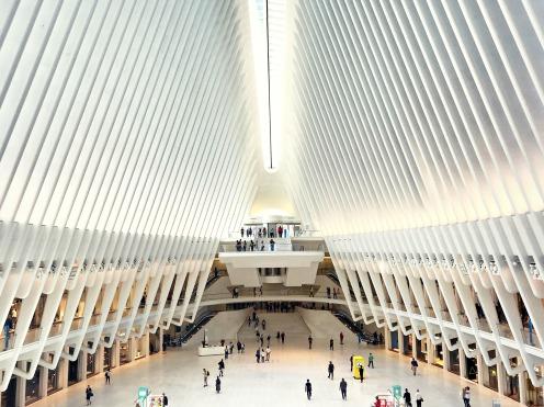 Oculus, World Trade Center