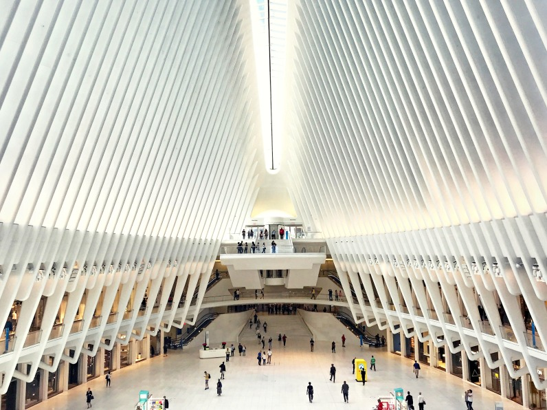 Oculus, World Trade Center