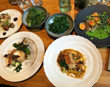 Acorn Vegetarian Kitchen, Bath, Kent