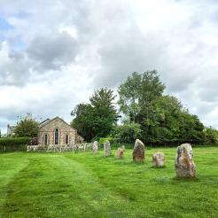 Avebury Stone Circles, England