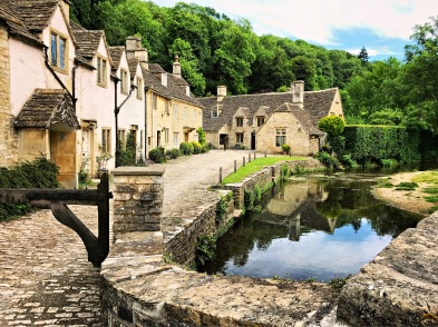 Castle Combe Village, Cotswolds, England