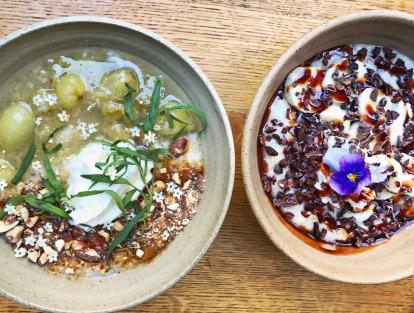 Porridge, 26 Grains, Neal's Yard, London