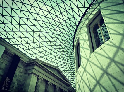Great Court, British Museum, London
