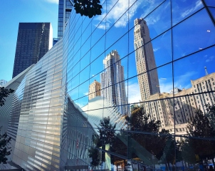 Reflections at the WTC
