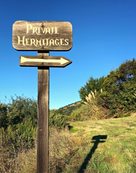 Sign to Private Hermitages