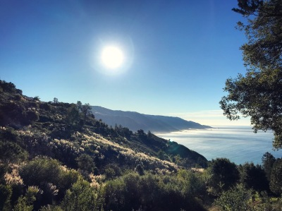 View from New Camaldoli Hermitage